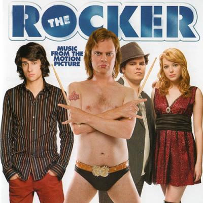 Rocker, The Soundtrack CD. Rocker, The Soundtrack