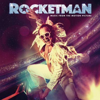 Rocketman Soundtrack CD. Rocketman Soundtrack