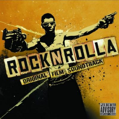 Rock N Rolla Soundtrack CD. Rock N Rolla Soundtrack