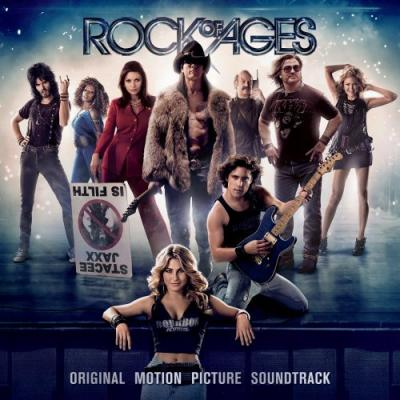 Rock Of Ages Soundtrack CD. Rock Of Ages Soundtrack