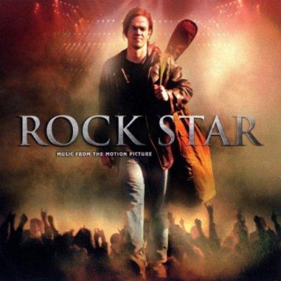 Rock Star Soundtrack CD. Rock Star Soundtrack