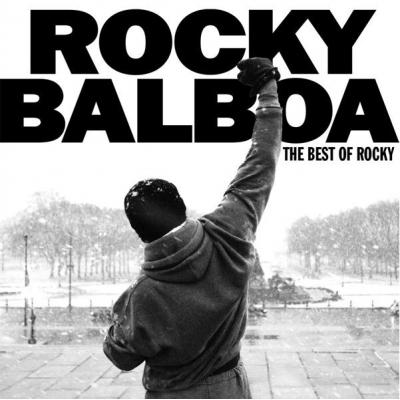 Rocky Balboa Soundtrack CD. Rocky Balboa Soundtrack Soundtrack lyrics
