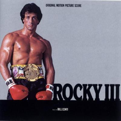 Rocky III Soundtrack CD. Rocky III Soundtrack