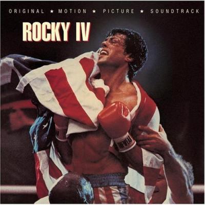 Rocky IV Soundtrack CD. Rocky IV Soundtrack
