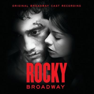 Rocky The Musical Soundtrack CD. Rocky The Musical Soundtrack