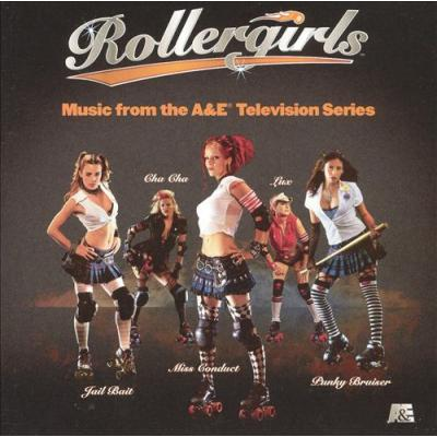 Rollergirls Soundtrack CD. Rollergirls Soundtrack