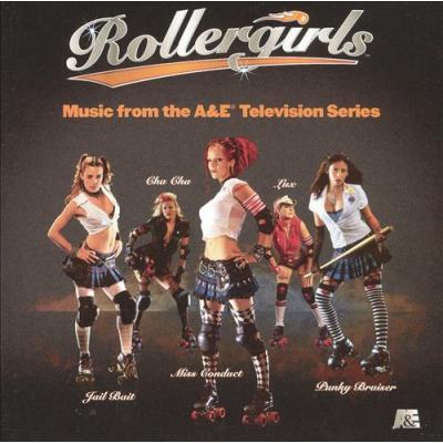 Rollergirls Soundtrack CD. Rollergirls Soundtrack