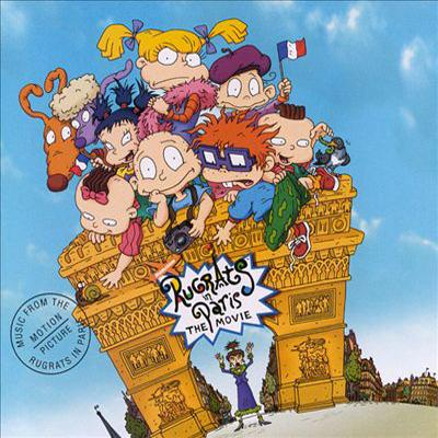 Rugrats in Paris-the Movie Soundtrack CD. Rugrats in Paris-the Movie Soundtrack