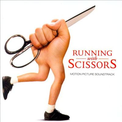 Running With Scissors Soundtrack CD. Running With Scissors Soundtrack