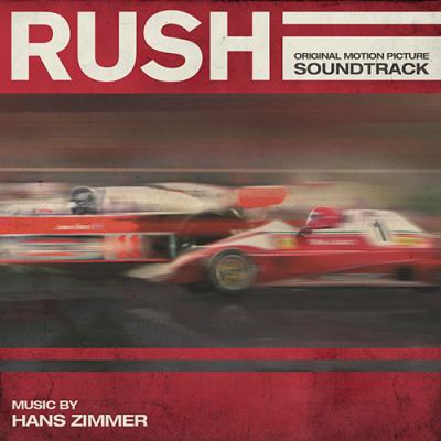 Rush Soundtrack CD. Rush Soundtrack