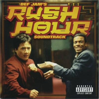 Rush Hour Soundtrack CD. Rush Hour Soundtrack