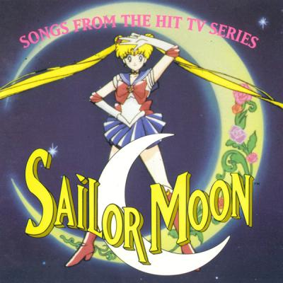 Sailor Moon: Songs From The Hit TV Series Soundtrack CD. Sailor Moon: Songs From The Hit TV Series Soundtrack
