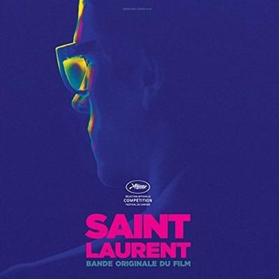 Saint Laurent Soundtrack CD. Saint Laurent Soundtrack