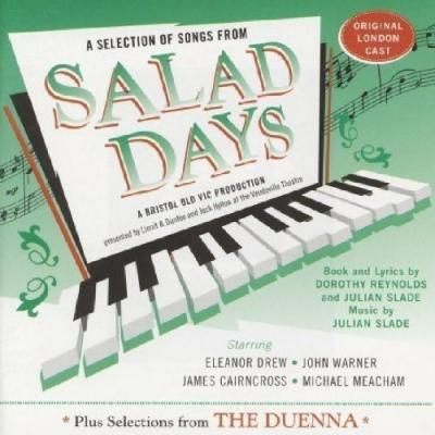 Salad Days Soundtrack CD. Salad Days Soundtrack