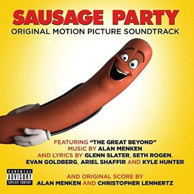 Sausage Party Soundtrack CD. Sausage Party Soundtrack