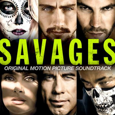 Savages Soundtrack CD. Savages Soundtrack