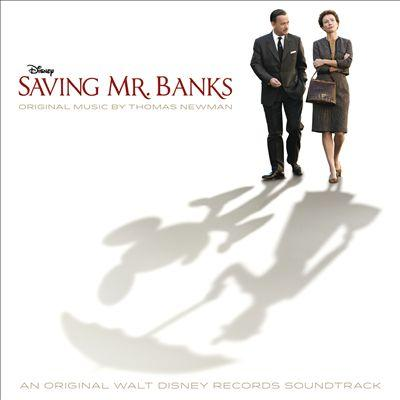 Saving Mr. Banks Soundtrack CD. Saving Mr. Banks Soundtrack