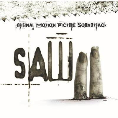 Saw 2 Soundtrack CD. Saw 2 Soundtrack