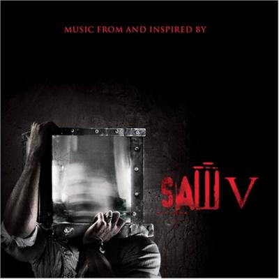 Saw V Soundtrack CD. Saw V Soundtrack