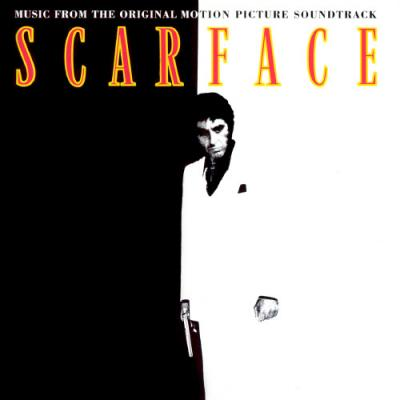 Scarface Soundtrack CD. Scarface Soundtrack