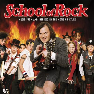 School of Rock Soundtrack CD. School of Rock Soundtrack