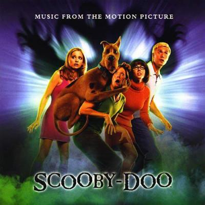 Scooby-Doo Soundtrack CD. Scooby-Doo Soundtrack