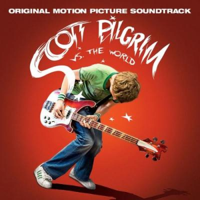 Scott Pilgrim vs. the World Soundtrack CD. Scott Pilgrim vs. the World Soundtrack