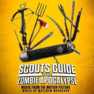 Scouts Guide to the Zombie Apocalypse Soundtrack CD. Scouts Guide to the Zombie Apocalypse Soundtrack