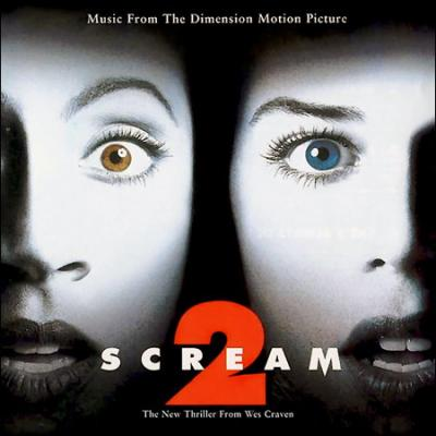Scream 2 Soundtrack CD. Scream 2 Soundtrack