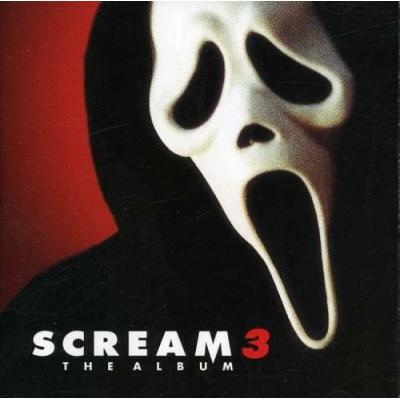 Scream 3 Soundtrack CD. Scream 3 Soundtrack