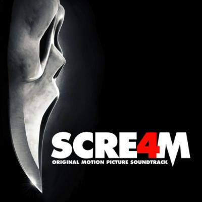 Scream 4 Soundtrack CD. Scream 4 Soundtrack
