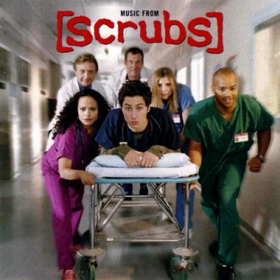 Scrubs Soundtrack CD. Scrubs Soundtrack