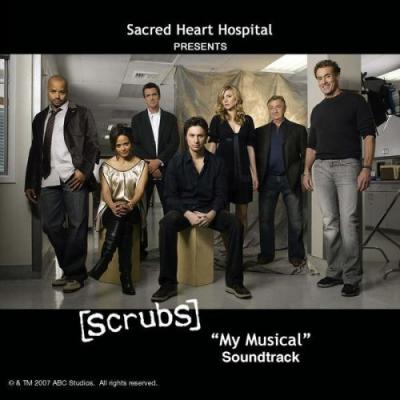 Scrubs - My Musical Soundtrack CD. Scrubs - My Musical Soundtrack