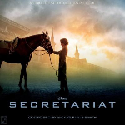 Secretariat Soundtrack CD. Secretariat Soundtrack