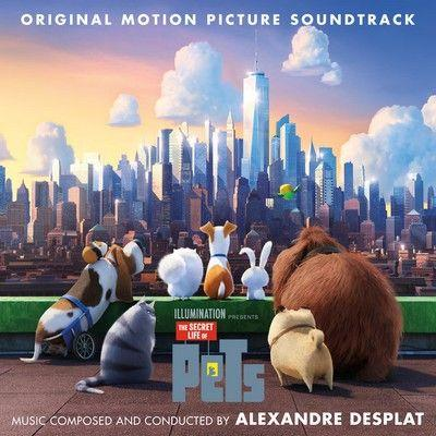 Secret Life of Pets Soundtrack CD. Secret Life of Pets Soundtrack