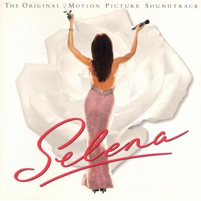 Selena Soundtrack CD. Selena Soundtrack