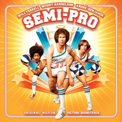 Semi-Pro Soundtrack CD. Semi-Pro Soundtrack
