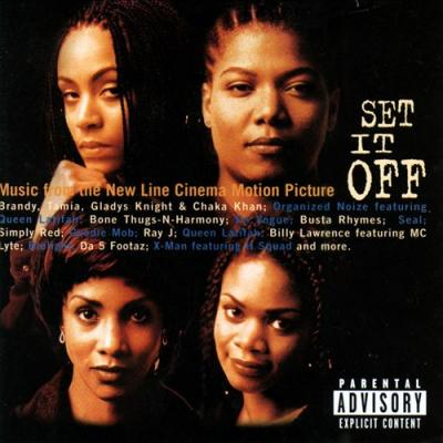 Set It Off Soundtrack CD. Set It Off Soundtrack