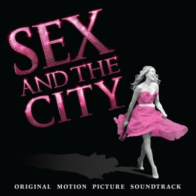Sex and the City: The Movie Soundtrack CD. Sex and the City: The Movie Soundtrack