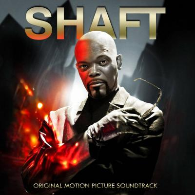 Shaft Soundtrack CD. Shaft Soundtrack