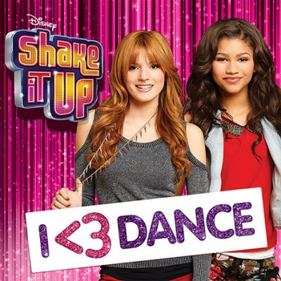 Shake It Up: I <3 Dance Soundtrack CD. Shake It Up: I <3 Dance Soundtrack