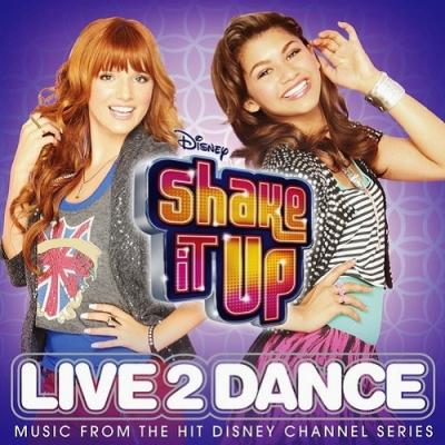 Shake It Up: Live 2 Dance Soundtrack CD. Shake It Up: Live 2 Dance Soundtrack