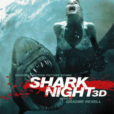 Shark Night 3D Soundtrack CD. Shark Night 3D Soundtrack