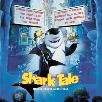 Shark Tale Soundtrack CD. Shark Tale Soundtrack