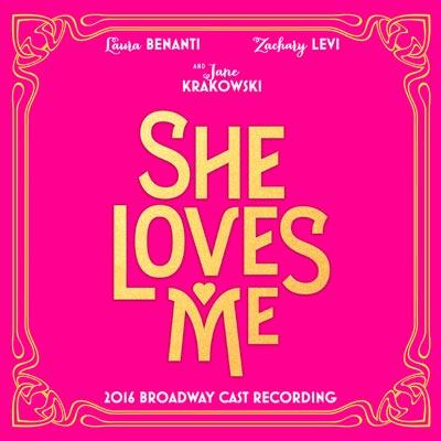 She Loves Me Soundtrack CD. She Loves Me Soundtrack