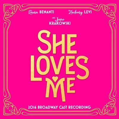 She Loves Me Soundtrack CD. She Loves Me Soundtrack