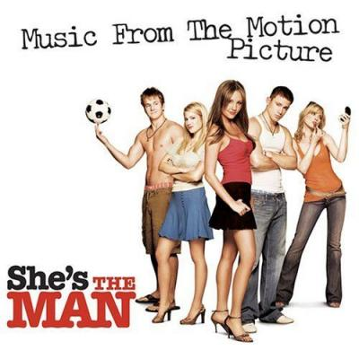 She's the Man Soundtrack CD. She's the Man Soundtrack
