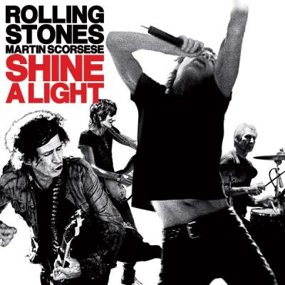 Shine a Light Soundtrack CD. Shine a Light Soundtrack