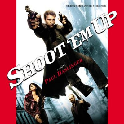 Shoot 'Em Up Soundtrack CD. Shoot 'Em Up Soundtrack