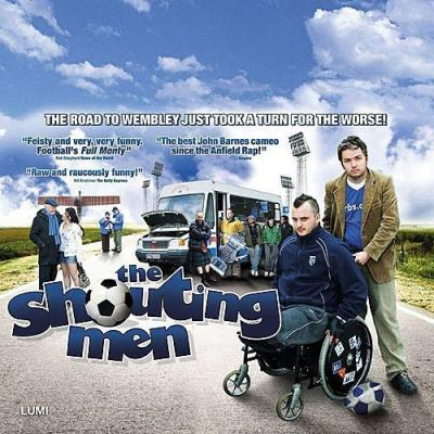 Shouting Men, The Soundtrack CD. Shouting Men, The Soundtrack